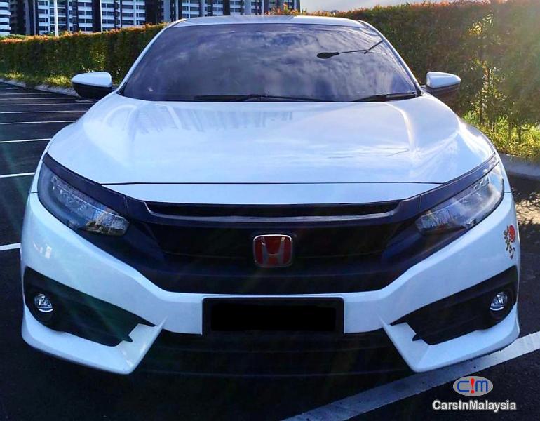 Honda Civic 1.5-LITER SPORT SEDAN TURBO Automatic 2018 in Kuala Lumpur