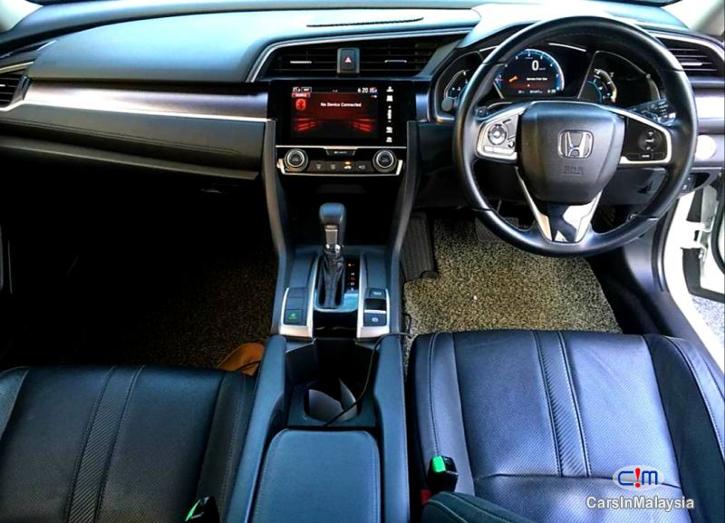 Honda Civic 1.5-LITER SPORT SEDAN TURBO Automatic 2018 in Kuala Lumpur - image