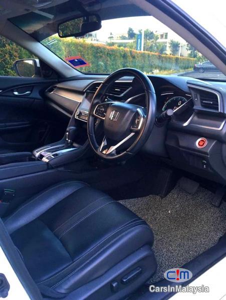 Honda Civic 1.5-LITER SPORT SEDAN TURBO Automatic 2018 in Malaysia - image