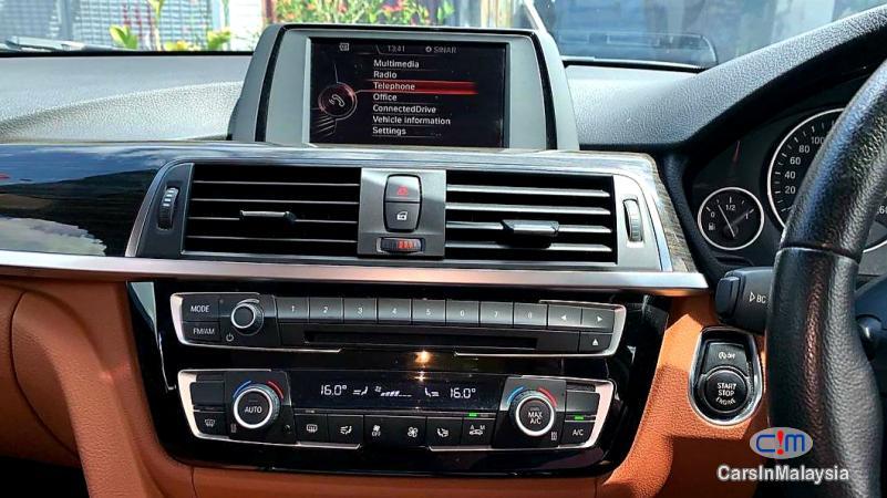 BMW 3 Series 2.0-LITER LUXURY SEDAN Automatic 2015 in Kuala Lumpur
