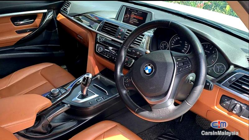 Picture of BMW 3 Series 2.0-LITER LUXURY SEDAN Automatic 2015 in Malaysia