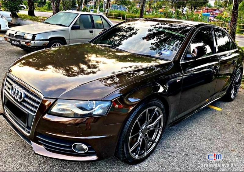 Audi A4 2.0-LITER LUXURY SPORT SEDAN TURBO Automatic 2011 - image 10
