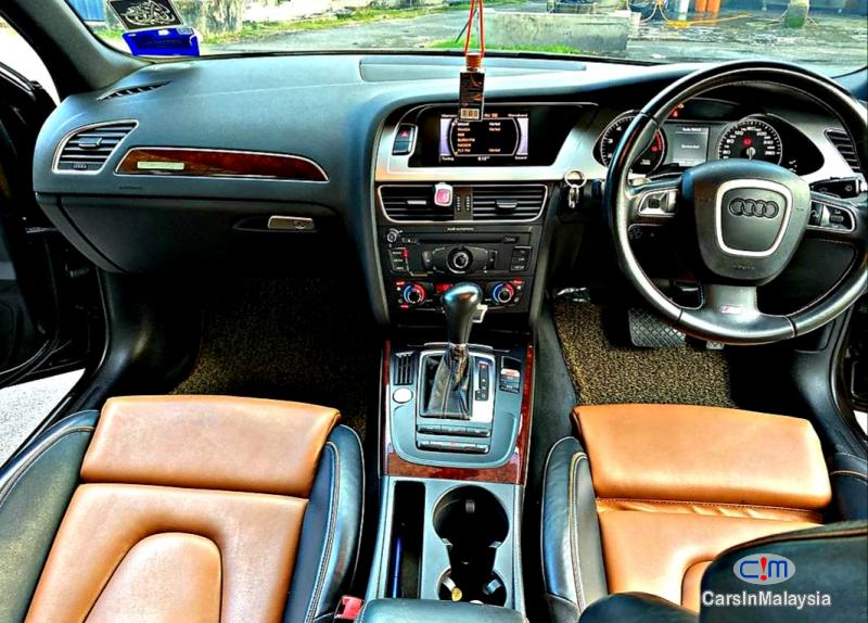Audi A4 2.0-LITER LUXURY SPORT SEDAN TURBO Automatic 2011 - image 9