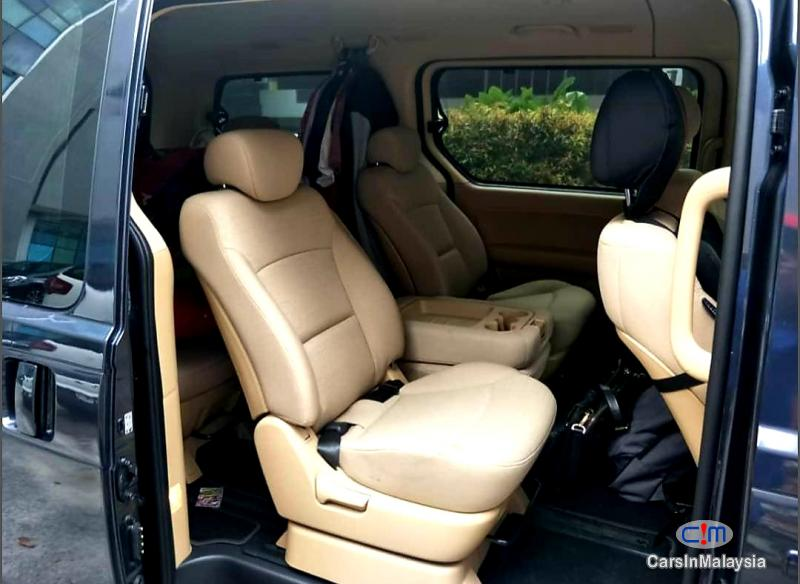 Picture of Hyundai Starex 2.5-LITER 11 SEATER FAMILY MPV Automatic 2018 in Kuala Lumpur