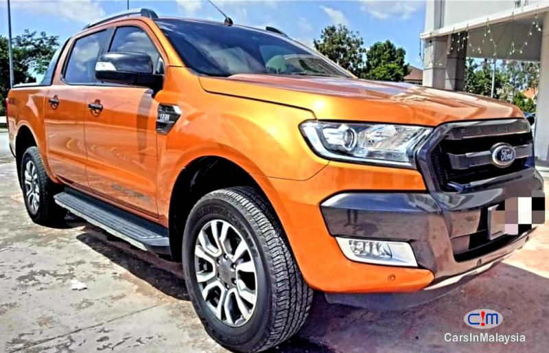 Picture of Ford Ranger 2.2-LITER 4X4 4WD TURBO T7 NEW FACELIFT Automatic 2018
