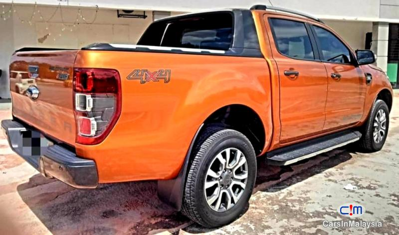 Ford Ranger 2.2-LITER 4X4 4WD TURBO T7 NEW FACELIFT Automatic 2018 - image 2