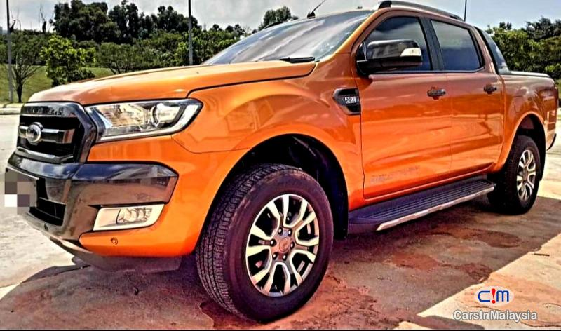 Ford Ranger 2.2-LITER 4X4 4WD TURBO T7 NEW FACELIFT Automatic 2018 in Selangor
