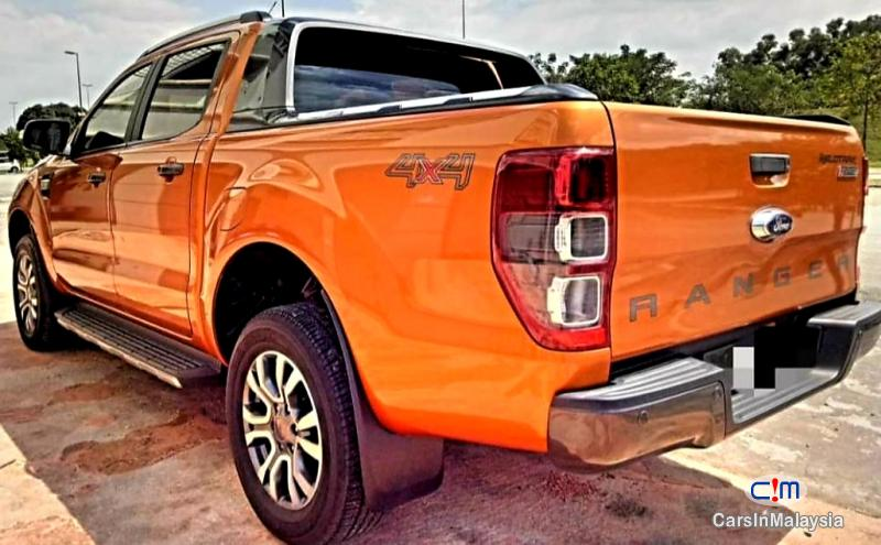 Ford Ranger 2.2-LITER 4X4 4WD TURBO T7 NEW FACELIFT Automatic 2018 in Malaysia