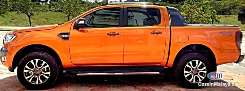Picture of Ford Ranger 2.2-LITER 4X4 4WD TURBO T7 NEW FACELIFT Automatic 2018 in Malaysia