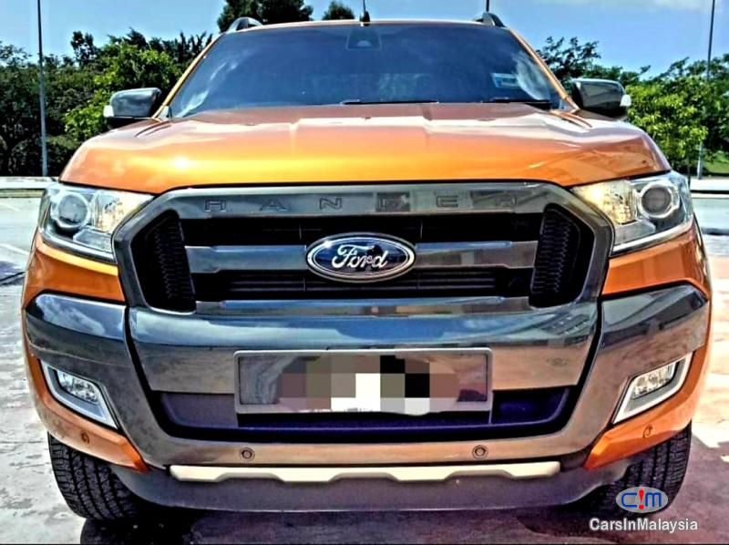 Ford Ranger 2.2-LITER 4X4 4WD TURBO T7 NEW FACELIFT Automatic 2018 in Malaysia - image
