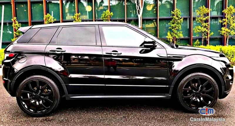 Picture of Land Rover Range Rover Evoque 2.0-LITER BEAUTIFUL LUXURY SUV Automatic 2012 in Selangor