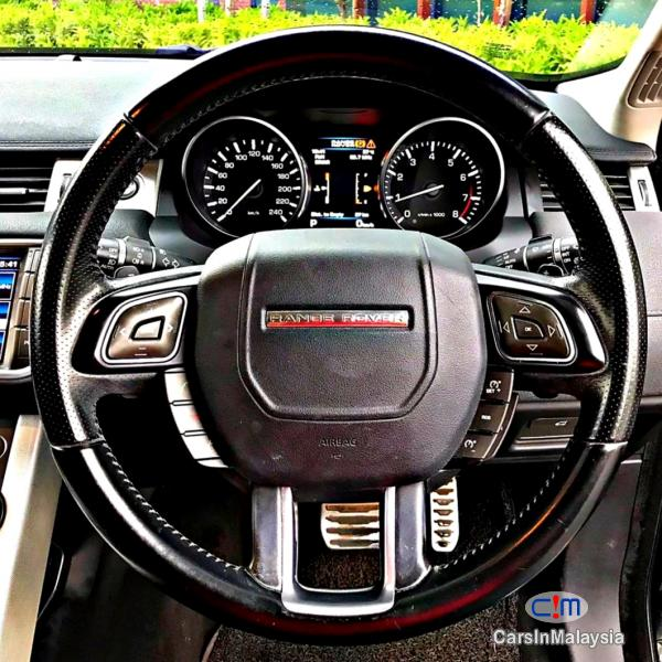 Picture of Land Rover Range Rover Evoque 2.0-LITER BEAUTIFUL LUXURY SUV Automatic 2012 in Malaysia