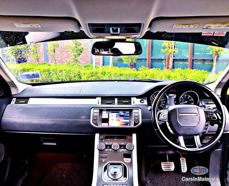 Land Rover Range Rover Evoque 2.0-LITER BEAUTIFUL LUXURY SUV Automatic 2012 in Malaysia - image