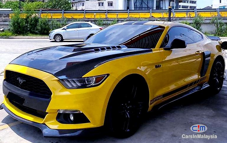 Picture of Ford MUSTANG 2.3-LITER LUXURY SUPER SPORT CAR Automatic 2016