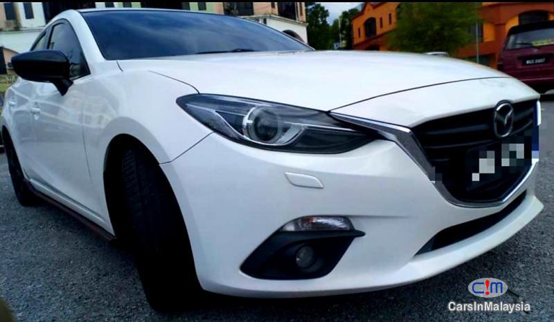 Picture of Mazda 3 2.0-LITER LUXURY SPORT SEDAN Automatic 2014