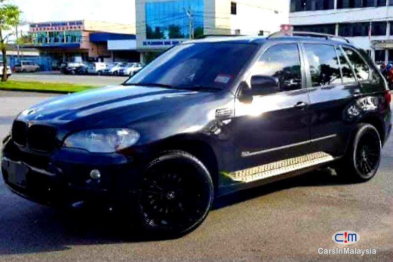Pictures of BMW X 3.0-LITER LUXURY SUV Automatic 2008