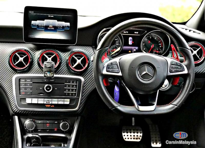 Picture of Mercedes Benz A250 2.0-LITER LUXURY SPORT TURBO HATCHBACK Automatic 2018 in Malaysia