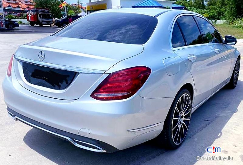 Picture of Mercedes Benz C200 2.0-LITER LUXURY SPORT SEDAN Automatic 2015