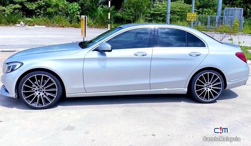 Picture of Mercedes Benz C200 2.0-LITER LUXURY SPORT SEDAN Automatic 2015 in Selangor