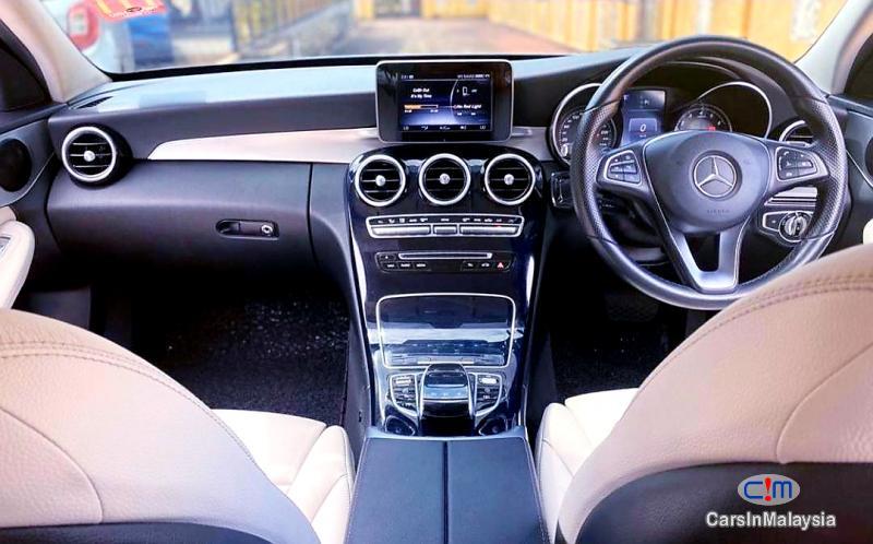 Mercedes Benz C200 2.0-LITER LUXURY SPORT SEDAN Automatic 2015 in Malaysia - image