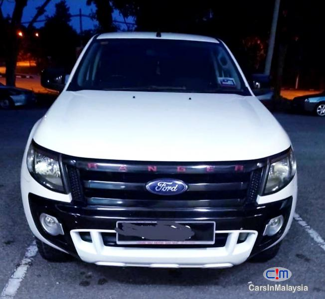Picture of Ford Ranger 2.2-LITER 4X4 4WD DIESEL TURBO T6 MANUAL Manual 2014