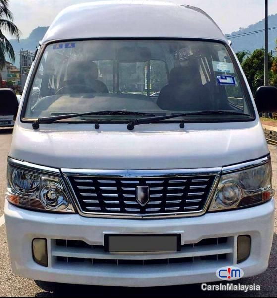 Picture of Shenyang Brilliance Era Jinbei 2.2-LITER VAN PANEL VAN FOR BISNES Manual 2011