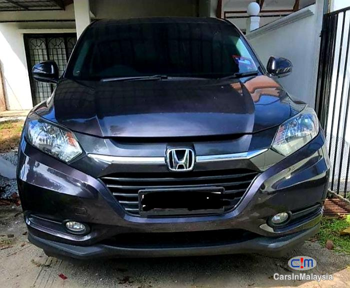 Picture of Honda HR-V 1.8-LITER FUEL EFFICIENCY SUV Automatic 2018