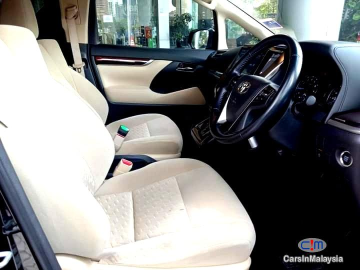 Toyota Vellfire 2.5-LITER LUXURY FAMILY MPV Automatic 2020 in Malaysia