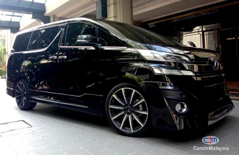 Picture of Toyota Vellfire 2.5-LITER LUXURY FAMILY MPV Automatic 2020 in Kuala Lumpur