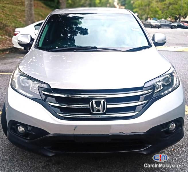 Pictures of Honda CR-V 2.0-LITER LUXURY 4WD SUV Automatic 2014