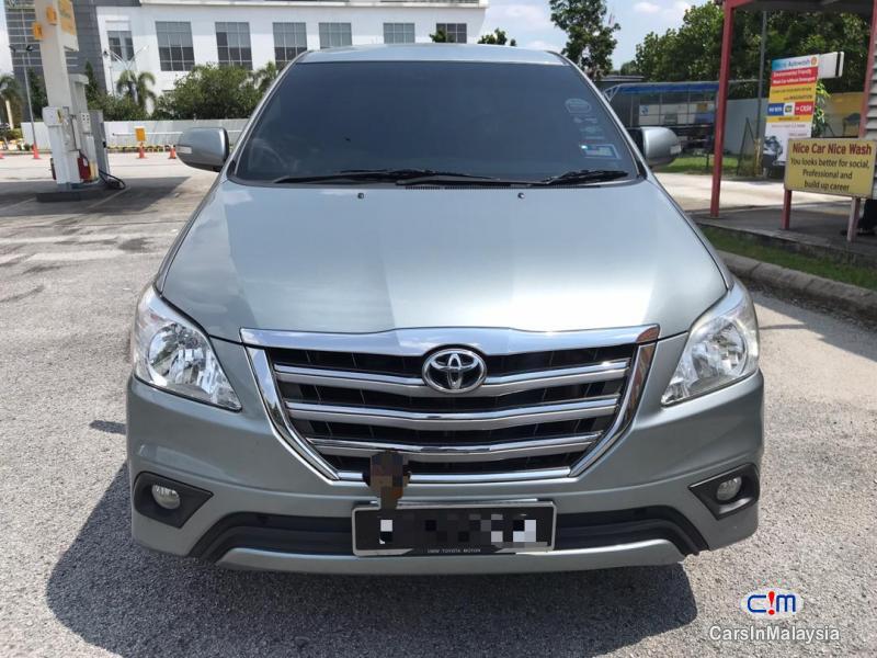 Picture of Toyota Innova 2.0-LITER ECONOMIC FAMILY SUV Automatic 2016