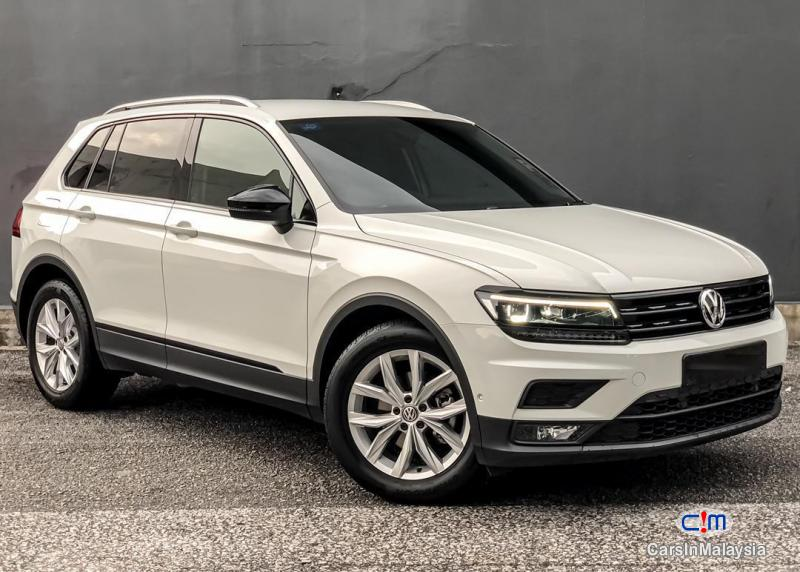 Picture of Volkswagen Tiguan 1.4-LITER LUXURY FAMILY TURBO SUV Automatic 2020