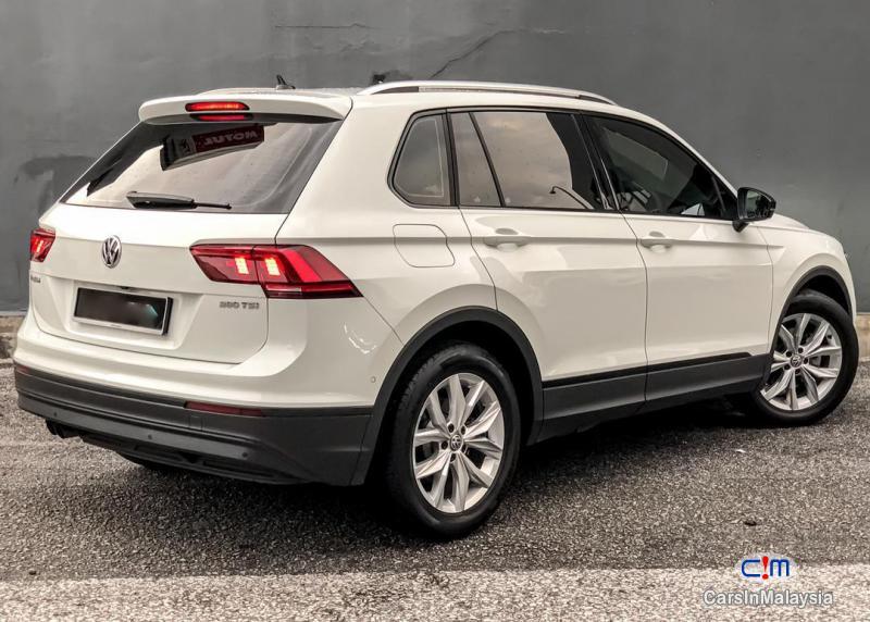 Volkswagen Tiguan 1.4-LITER LUXURY FAMILY TURBO SUV Automatic 2020
