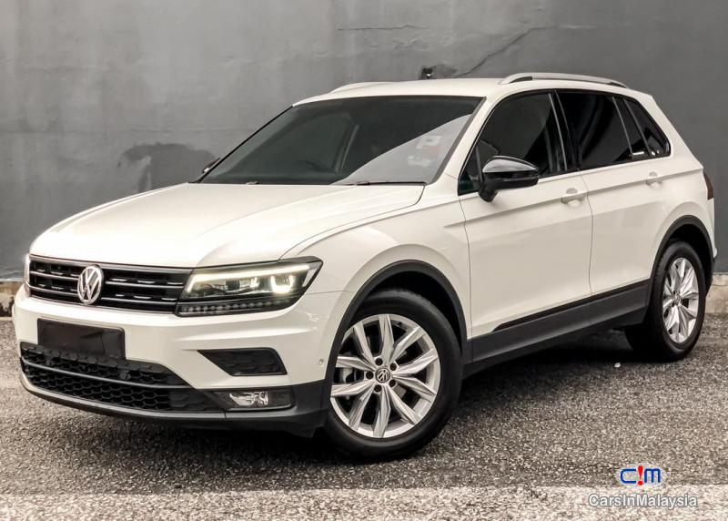 Volkswagen Tiguan 1.4-LITER LUXURY FAMILY TURBO SUV Automatic 2020 in Pahang