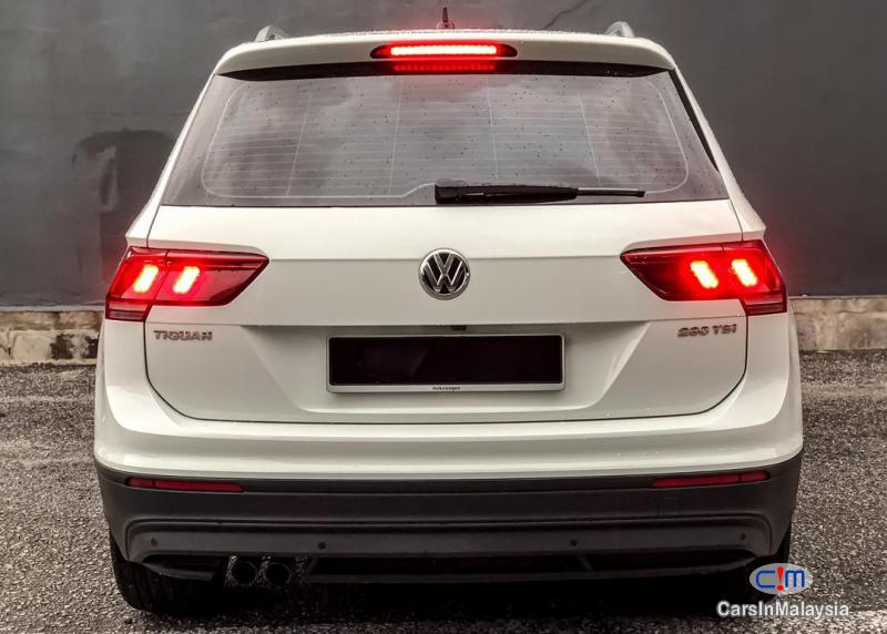 Picture of Volkswagen Tiguan 1.4-LITER LUXURY FAMILY TURBO SUV Automatic 2020 in Malaysia
