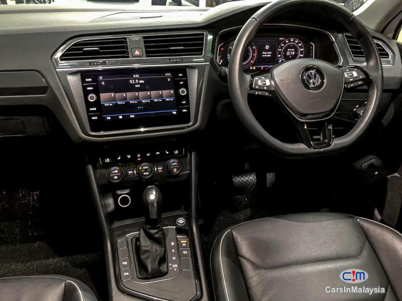 Volkswagen Tiguan 1.4-LITER LUXURY FAMILY TURBO SUV Automatic 2020 in Pahang - image