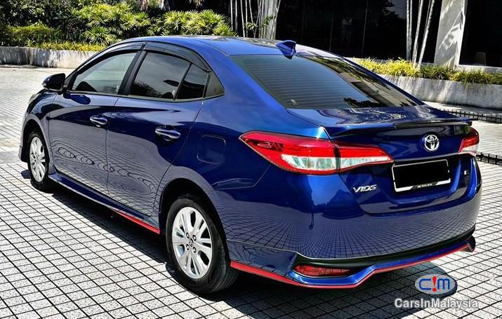 Pictures of Toyota Vios 1.5-LITER NEW CAR ECONOMY SEDAN 2019 Automatic 2019