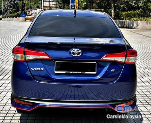 Toyota Vios 1.5-LITER NEW CAR ECONOMY SEDAN 2019 Automatic 2019 in Selangor