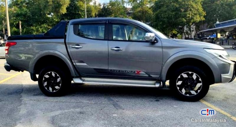 Picture of Mitsubishi Triton 2.4-LITER 4WD DOUBLE CAB 4X4 DIESEL TURBO Automatic 2017 in Selangor