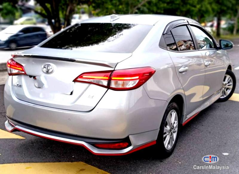 Picture of Toyota Vios 1.5-LITER ECONOMY SEDAN NEW FACELIFT Automatic 2019