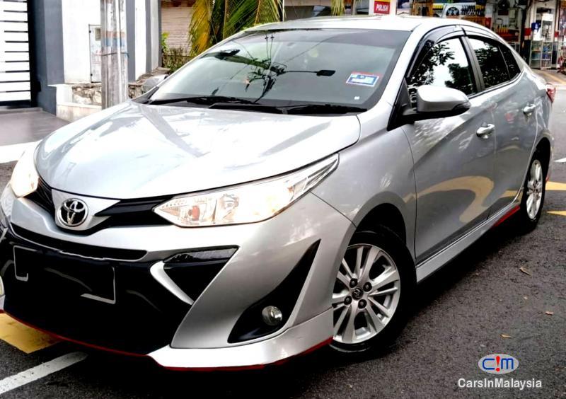 Toyota Vios 1.5-LITER ECONOMY SEDAN NEW FACELIFT Automatic 2019