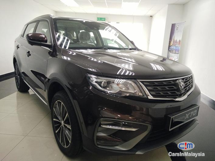 Pictures of Proton X70 Automatic 2021