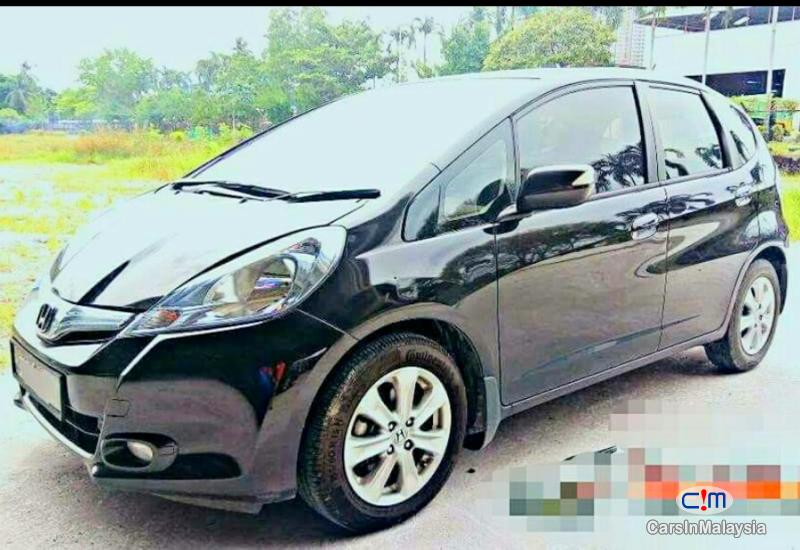 Picture of Honda Jazz Automatic 2014