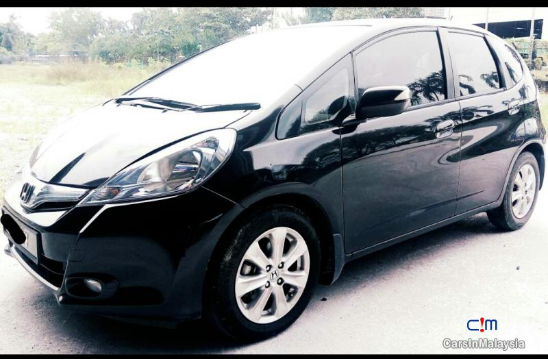 Picture of Honda Jazz Automatic 2014 in Malaysia