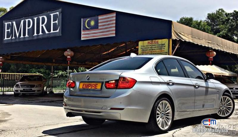 BMW 3 Series 328i Automatic 2013 in Malaysia