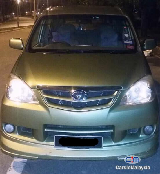 Pictures of Toyota Avanza Manual 2008