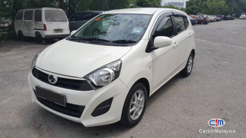 Picture of Perodua Axia Automatic 2017