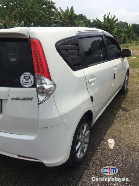 Picture of Perodua Alza Automatic 2011