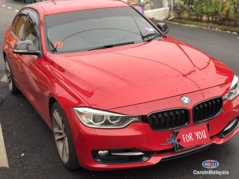 Picture of BMW 3 Series Automatic 2016