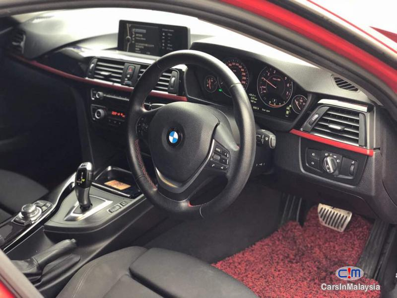 BMW 3 Series Automatic 2016 in Kuala Lumpur